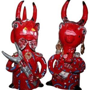 Casal de Diabos