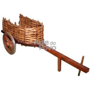 carro de bois c/caniças