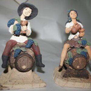 Casal vinhateiro