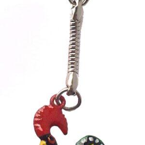 Galo Porta-chaves nº2